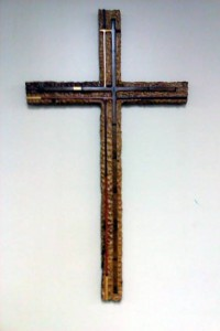 theWoodenCross