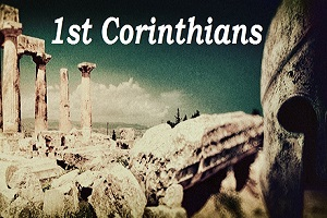 "1 Corinthians 9 ""Serving People and Serving God"""
