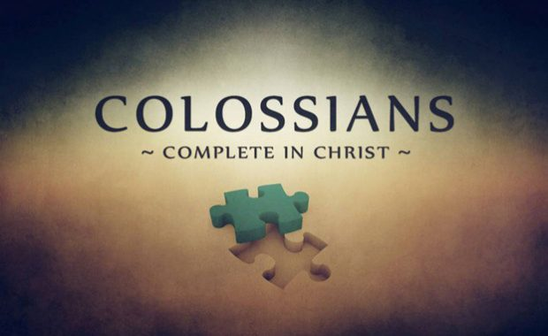 "Colossians 1:15-29  ""Who is Jesus?"""
