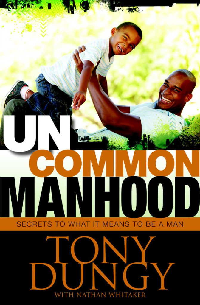 tony dungy book report Uncommon audio book that single idea had a huge impact on tony dungy when he heard it in the mentor leader, tony reveals what propelled him to the top of.