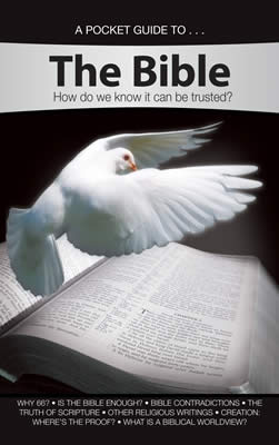 Book: A Pocket Guide to the Bible (How do we know it can be trusted?) by Answers in Genesis