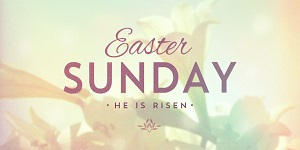 """1 Peter 1:3-5 """"Jesus our Living Hope"""" (Easter 2019)"""