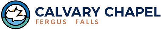 Calvary Chapel Fergus Falls - A Church that's all about JESUS! Logo